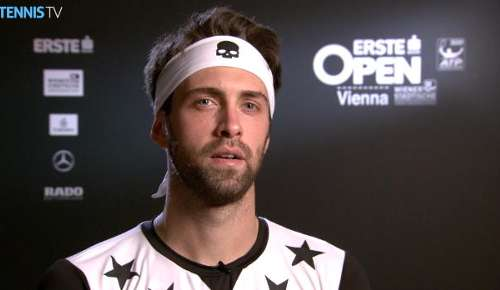 Basilashvili Interview: ATP Vienna 1R