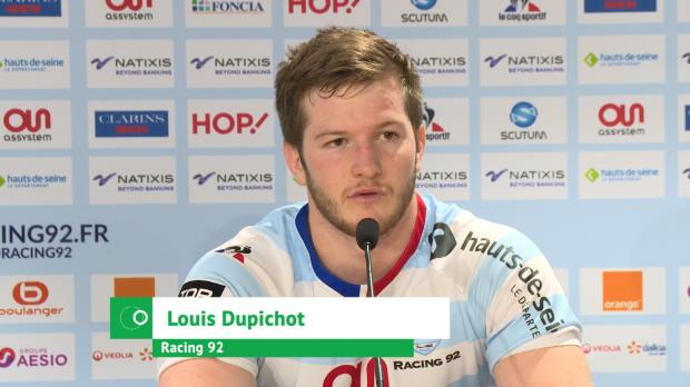 Top 14 - 17e j. : Dupichot : ''Une très bonne opération''