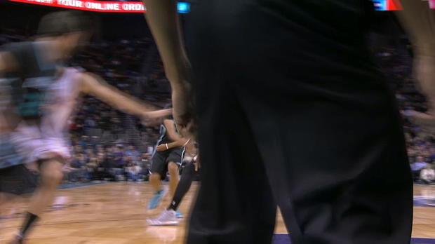 Assist of the Night - Nicolas Batum