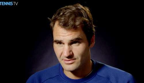 Federer Interview: ATP Rome 2R
