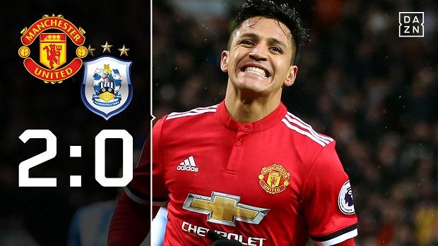 Man United - Huddersfield