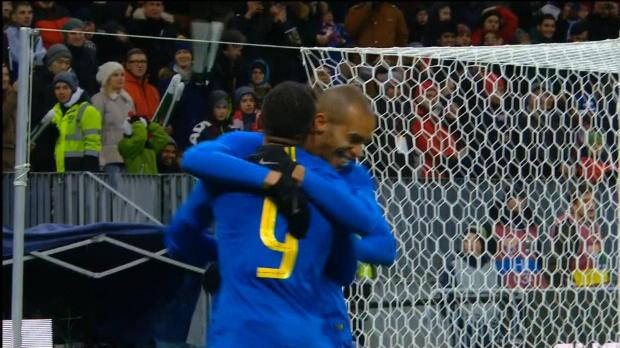 Brasilien putzt WM-Gastgeber Russland mit 3:0
