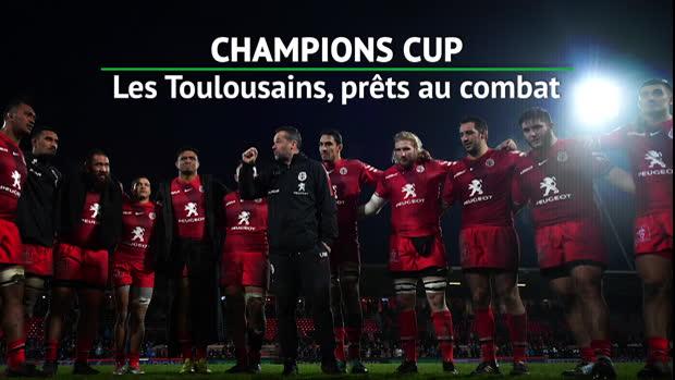 Rugby : Demies - Les Toulousains, prêts au combat
