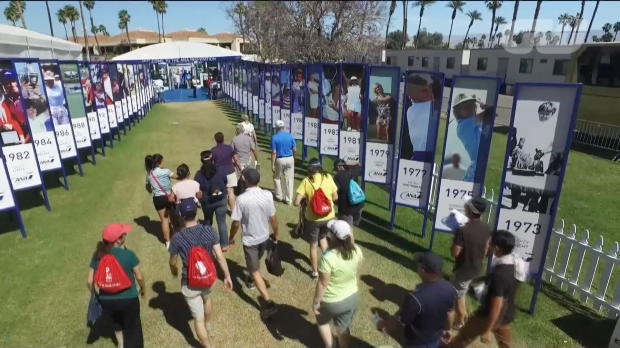 ANA Inspiration ruling reaction featuring Gary Player