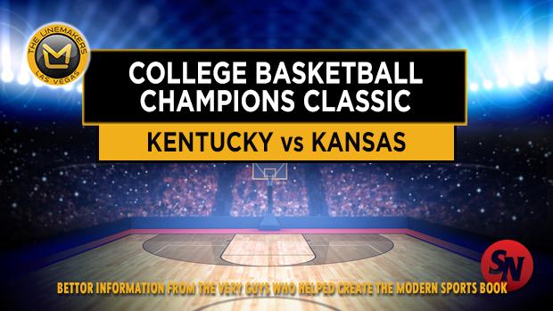 Kentucky @ Kansas