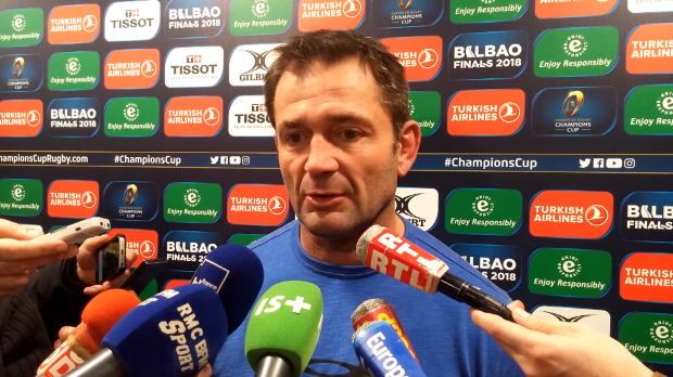 """Rugby : 4e j. - Azéma - """"Un match de phase finale"""""""