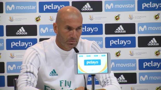 Zidane über Bale, Asensio und die Kaderplanung