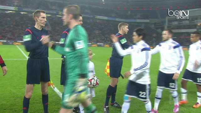 Bundes : Bayer Leverkusen 1-0 Schalke