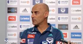 Hear from Melbourne Victory head coach Kevin Muscat ahead of Saturday night's clash with Brisbane Roar at Suncorp Stadium.