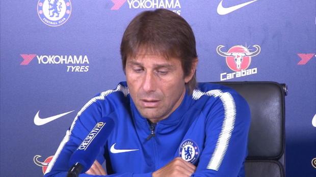 """Conte: """"Hazard fast wieder bei hundert Prozent"""""""