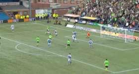 Caltex Socceroo Tom Rogic set up both goals in Celtic's 2-0 win over Kilmarnock in the SPL.