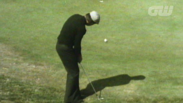 Gary Player short game tips: Long putting