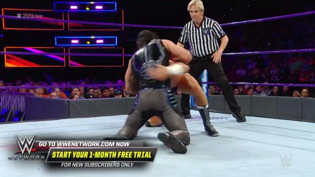 Mustafa Ali vs. Drew Gulak: WWE 205 Live, April 24, 2018