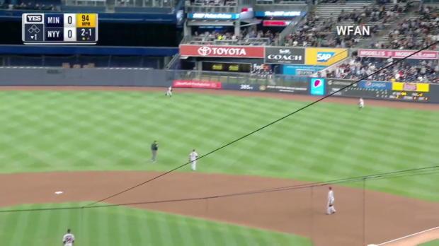 Yankees zittern sich zum Sieg über Twins