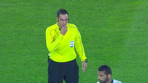 Minuto de silencio por Ricardo Oliveira... ¡Que jugaba el partido!