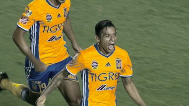 M�xico - Tigres lidera tras nueve jornadas