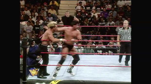 Billy Gunn & Jesse James vs. The New Blackjacks - Shotgun Saturday Night, October 18, 1997