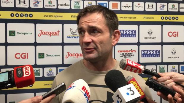 "Rugby : Top 14 - 16e j. : Azéma : ''Une envie de batailler sur chaque ballon"""