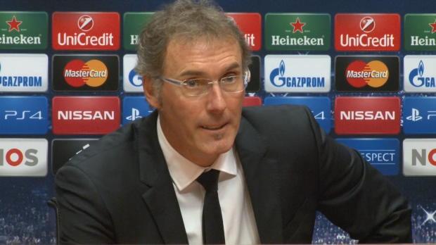 """Foot : LDC - Groupe F, PSG, Blanc : """"Ce match va nous aider pour la suite"""""""