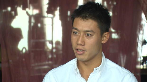 Nishikori apuesta por el tenis en Asia