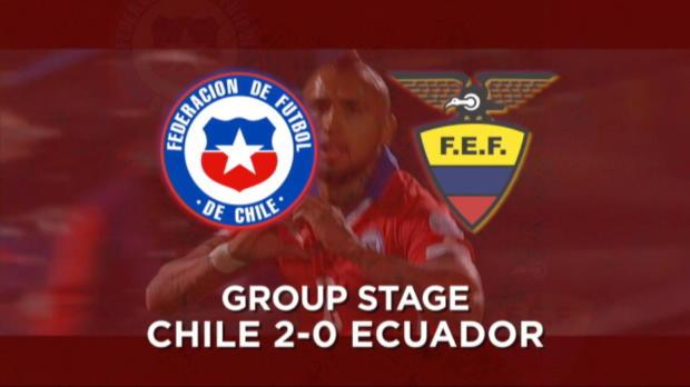 Copa America: Chiles Tore bis zum Finale
