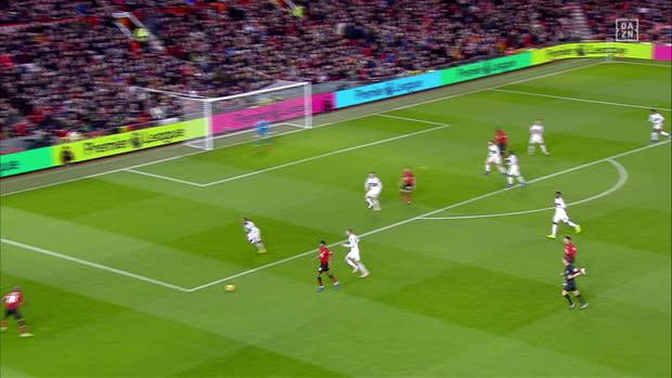 Premier League: Man United - Fulham | DAZN Highlights