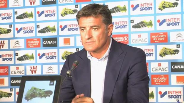 So schwärmt Neu-Trainer Michel von Marseille