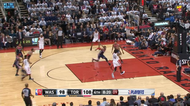 Block of the Night: John Wall