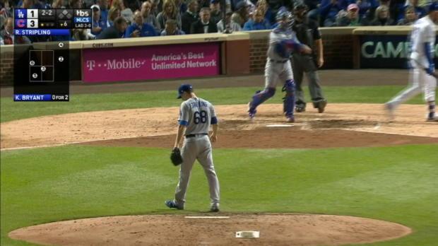 Dodgers' bullpen dazzles again
