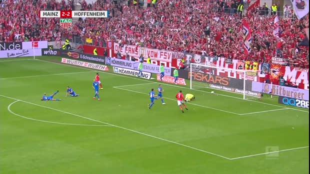 Mainz schießt Frankfurt in die Europa League | Bundesliga Viral
