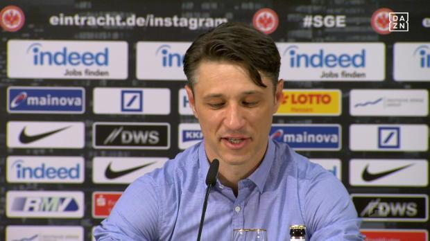 """Kovac: EL-Quali mit SGE? """"Keine Befürchtung"""""""
