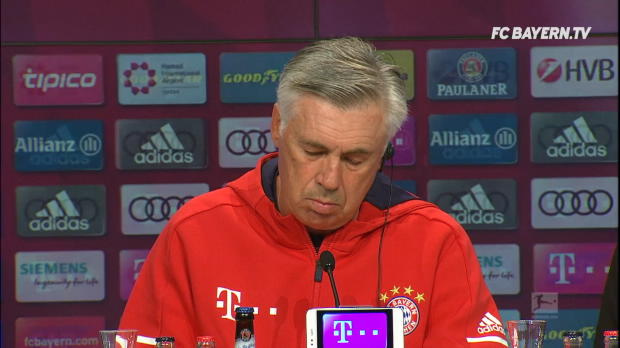 """Ancelotti: """"19 Torschüsse sind zu viel"""""""