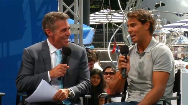 """Nadal: US Open? """"Gibt keinen klaren Favoriten"""""""