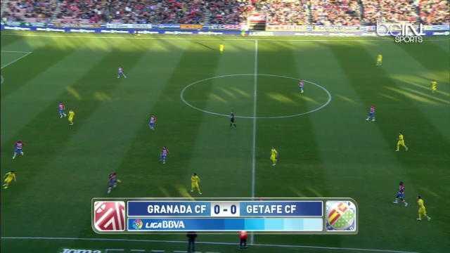 Liga : Grenade 1-1 Getafe