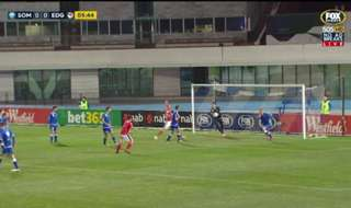 South Melbourne progressed to the FFA Cup Round of 16 with a hard-fought 1-0 win over Edgeworth Eagles.
