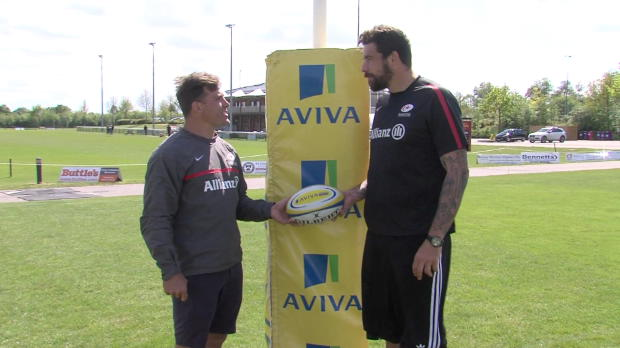 Aviva Premiership - Best of Enemies - South Africa v Scotland - Brits v Hamilton