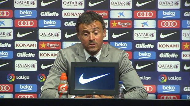 Barca nur Vizemeister: Enrique erklärt warum