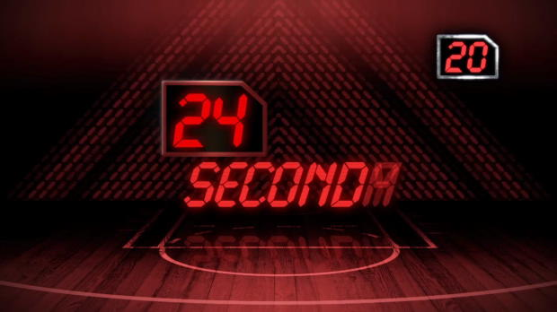24 Seconds: Tim Duncan