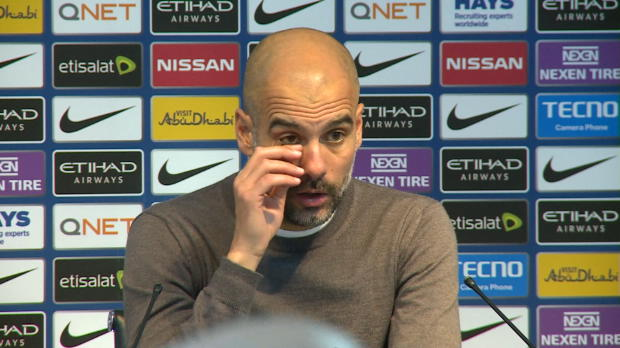 Das sagt Guardiola zu Agüeros Rekordjagd