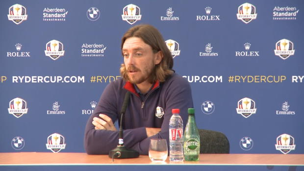 Guardiola might come to watch Ryder Cup! - Fleetwood