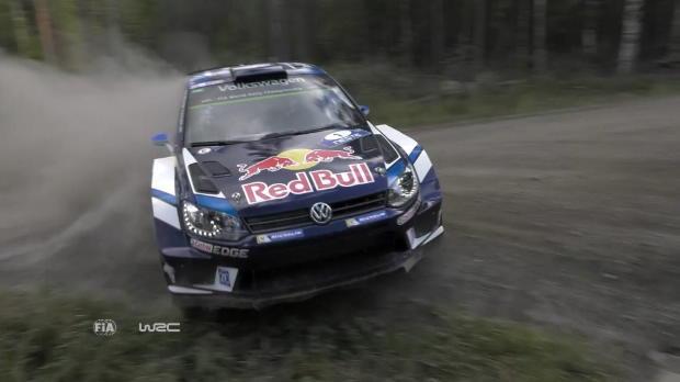 WRC: Latvala bei Heim-Rallye knapp geschlagen