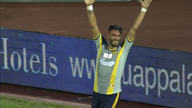 Livorno 1-3 Juve Stabia, TIM Cup 2016/17