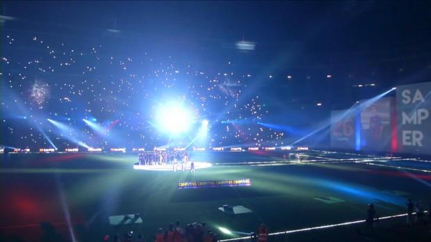 """Barca feiert sich: """"Die Besten der Welt"""""""