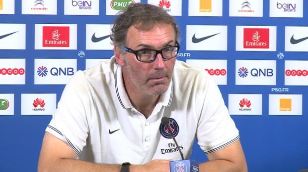 PSG - Blanc : 'Heureux de retrouver Kombouar�'
