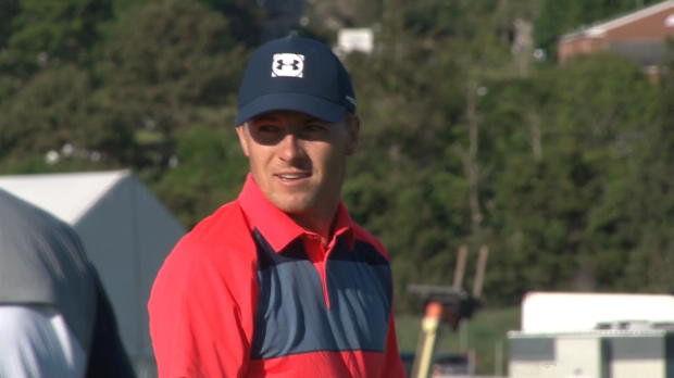 Spieth is pure class, on and off the course - McIlroy
