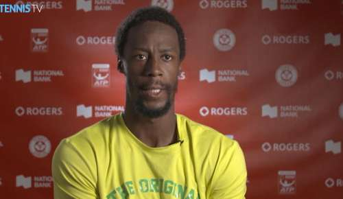 Monfils Interview: ATP Toronto 1R