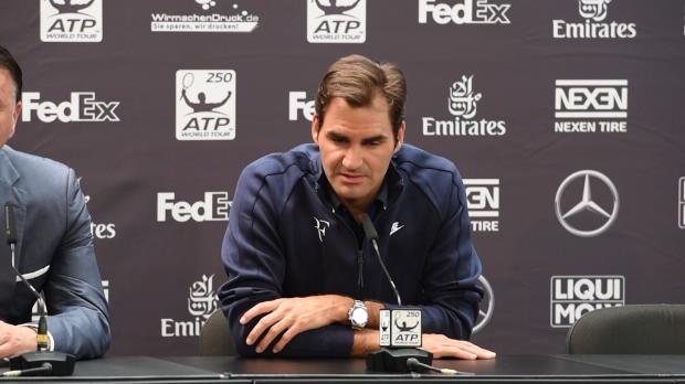 """Stuttgart: Federer: Djokovic-Sieg """"weltklasse"""""""
