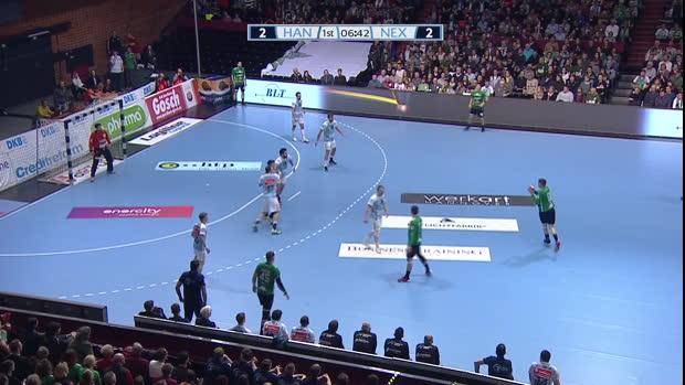 EHF Cup: Hannover-Burgdorf - Nexe