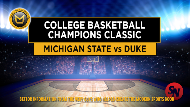 Michigan St @ Duke