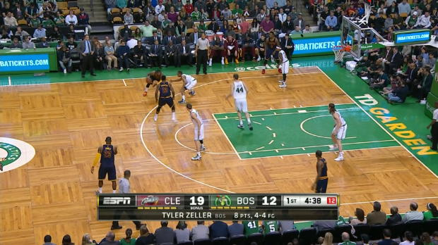 Boston Celtics 91-103 Cleveland Cavaliers